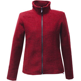 Ivanhoe of Sweden Brodal FM classic Jacket Women chilli red